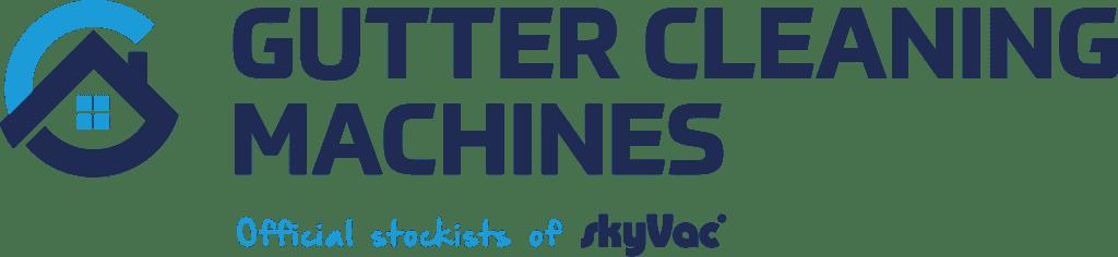 Gutter Cleaning Machine Logo