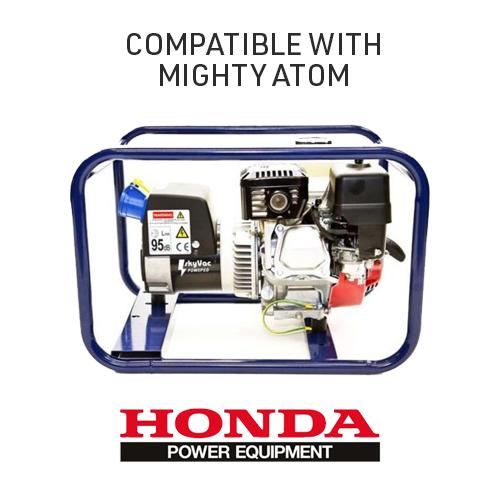 2.7kva petrol generator