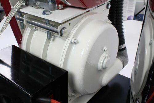 interceptor engine