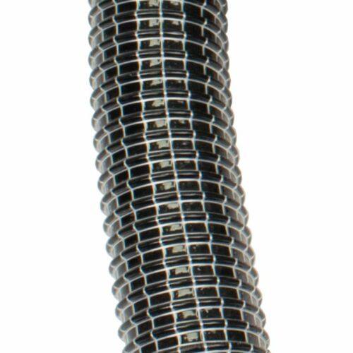 close up of vacuum hose