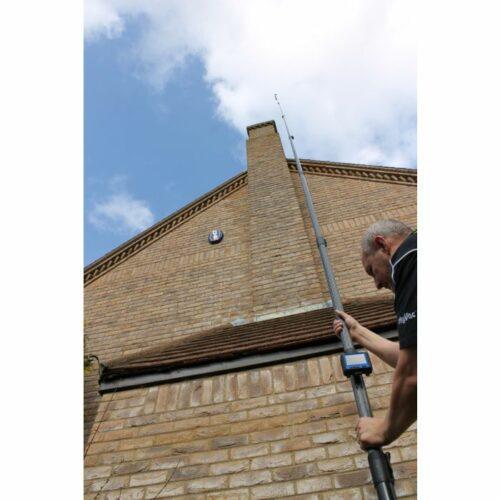 inspection pole