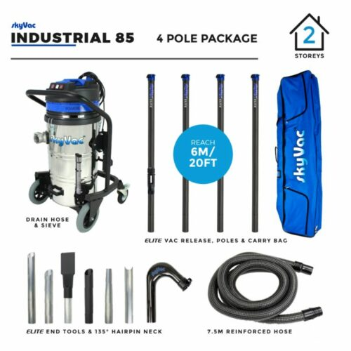 industrial 85 4 pole package