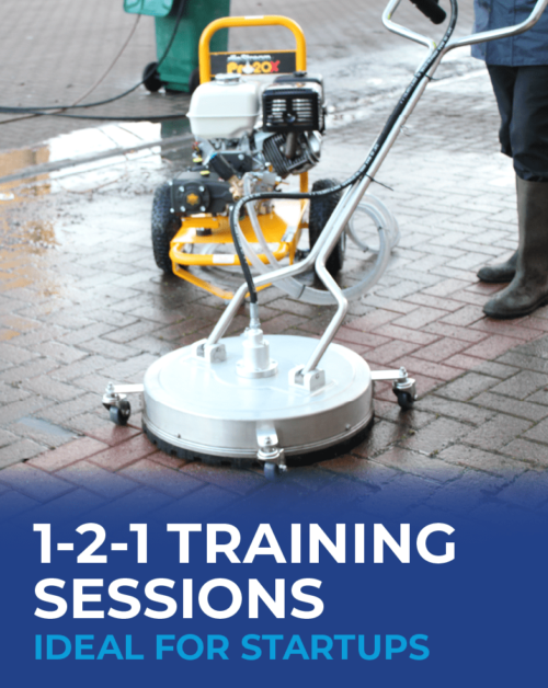 1-2-1 Training Sessions