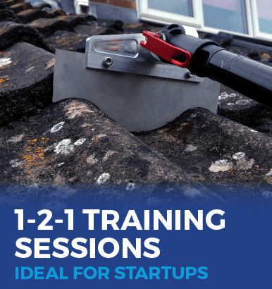 1-2-1 Training Sessions - Roof Scraping