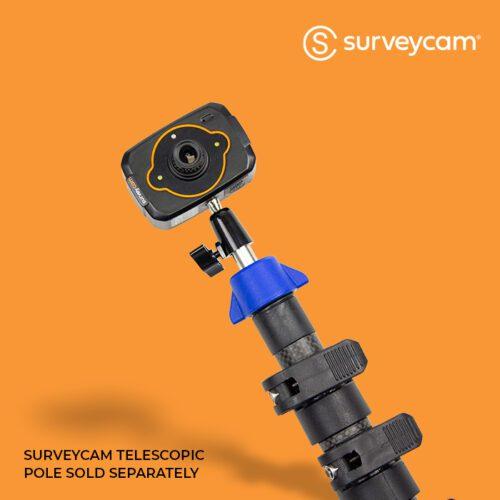 surveycam on pole