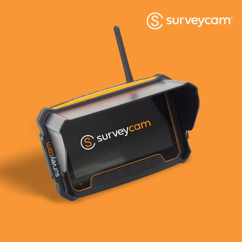 surveycam with visor