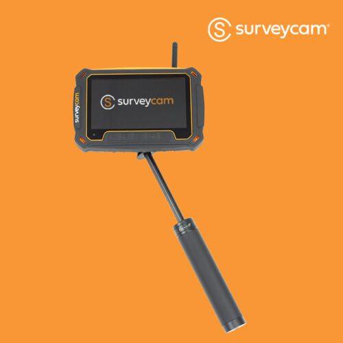surveycam on stick