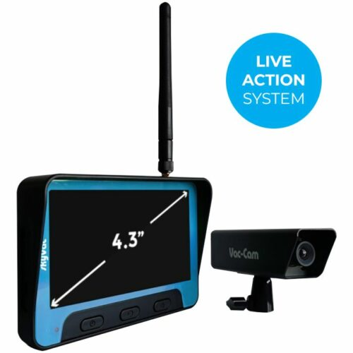 Gutter Inspection Camera System