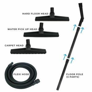 skyVac® Floor kit