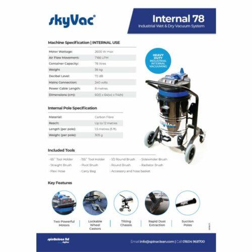 skyvac_internal_78-specification_sheet_a4
